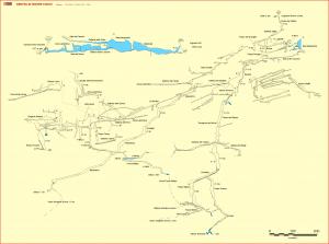 grotta-monte-cucco-sezione-traversata-turistica